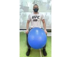 Επιστρέφει στις προπονήσεις για το UFC, ο Ανδρέας Μιχαηλίδης