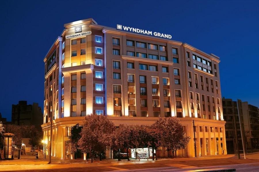 Στο Wyndham Grand η συνέντευξη τύπου και το πρωτάθλημα της ICA